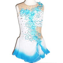 цены на Customized Costume Figure Skating Dresses Girls Ice Skating Dress Kids Competition Skating Dress Custom Clothing  в интернет-магазинах