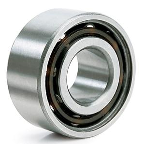Double row angular contact ball bearings 5214/3056214 125 * 70 * 39.7 1pcs 71822 71822cd p4 7822 110x140x16 mochu thin walled miniature angular contact bearings speed spindle bearings cnc abec 7