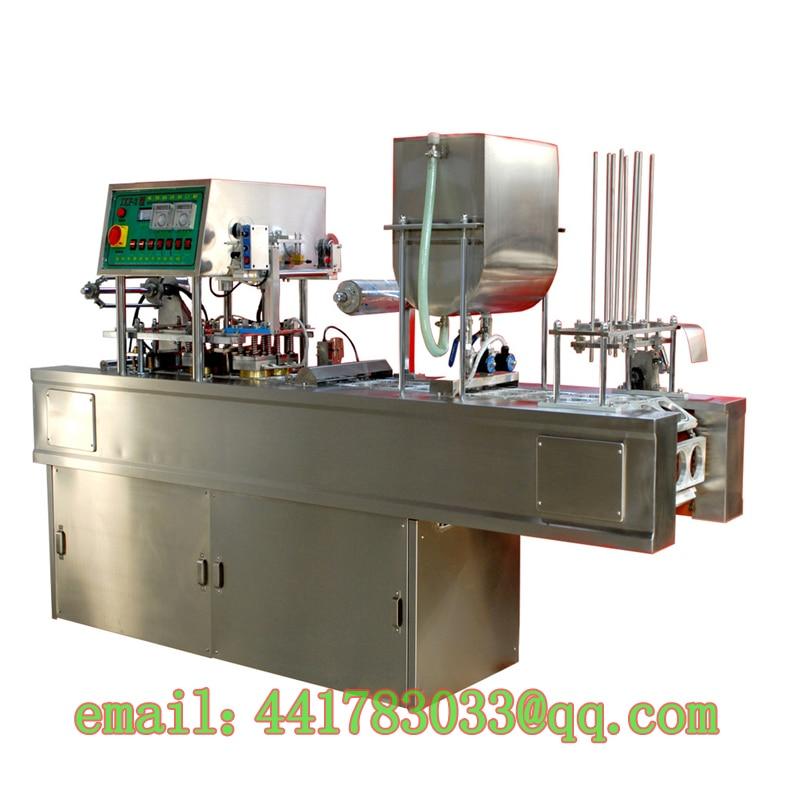 FGJ-XL60 özel sürekli kapaklama makinesi otomatik bardak - Elektrikli Mutfak Aletleri - Fotoğraf 5