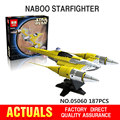 Lepin 05060 187 Unids Serie Star El Rogue Uno USC Estilo De Combate Conjunto Naboo 10026 Bloques de Construcción Ladrillos Juguetes Educativos regalo