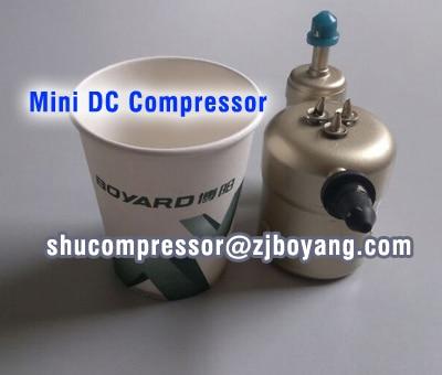 цена 24v Super Micro Mini Kompressor For Medical Cooling Systems Miniature Refrigeration/Freezer Systems онлайн в 2017 году