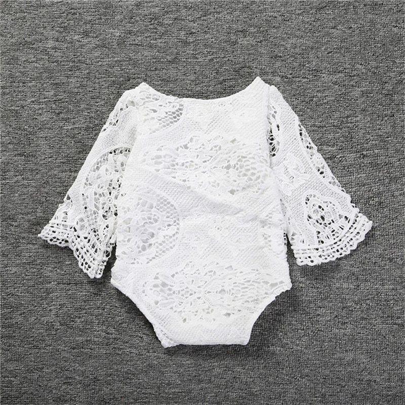 Ruffles And Lace Baby Girl Clothes
