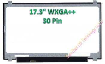 17.3'' Laptop lcd led screen B173RTN02.1 B173RTN02.2 NT173WDM-N11 N173FGA-E34 LTN173KT04 1600X900