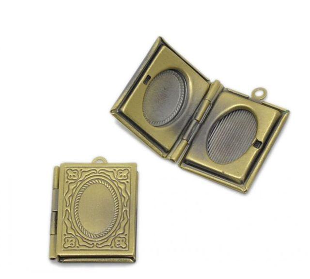 Doreenbeads frame pendants picturephoto locket rectangle antique doreenbeads frame pendants picturephoto locket rectangle antique bronzecan open size36mmx23mm mozeypictures Gallery