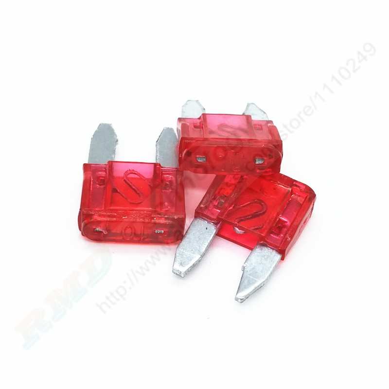 New 10pcs/lot Auto Automotive Car Boat Truck Blade Fuse 10A 10 AMP Standard Small Mini Fuse 11x16x4mm Free Shipping auto automotive blade fuse holder with a line of high quality waterproof fuse auto automotive car blade fuse free shipping au12