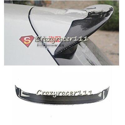 Dachheckspoiler Flügel Lip Fit Für VW Golf 6 MK6 VI GTI & R20 Kohlefaser 2010-2013 OSIR Stil (Nur GTI R20)