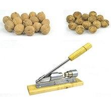 Kreative Heimat Heiße neue stahl günstigste nussknacker clamp mutter walnut cracker clip küche werkzeug großhandel