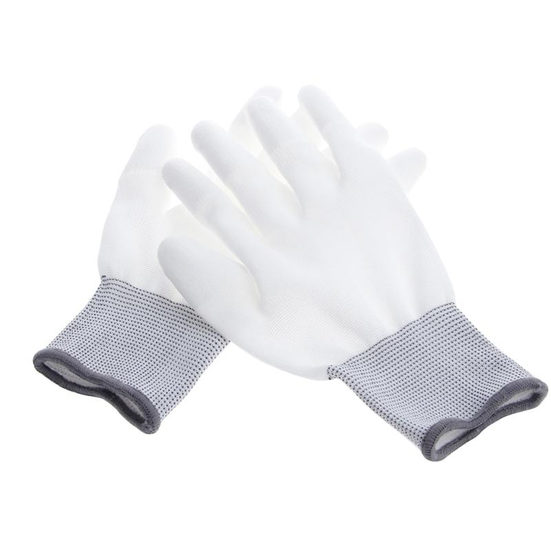 1 Paar Anti Statische Gleitschutz Handschuh Pc Computer Esd Elektronische Arbeit Reparatur Handschuhe Wasserdicht, StoßFest Und Antimagnetisch