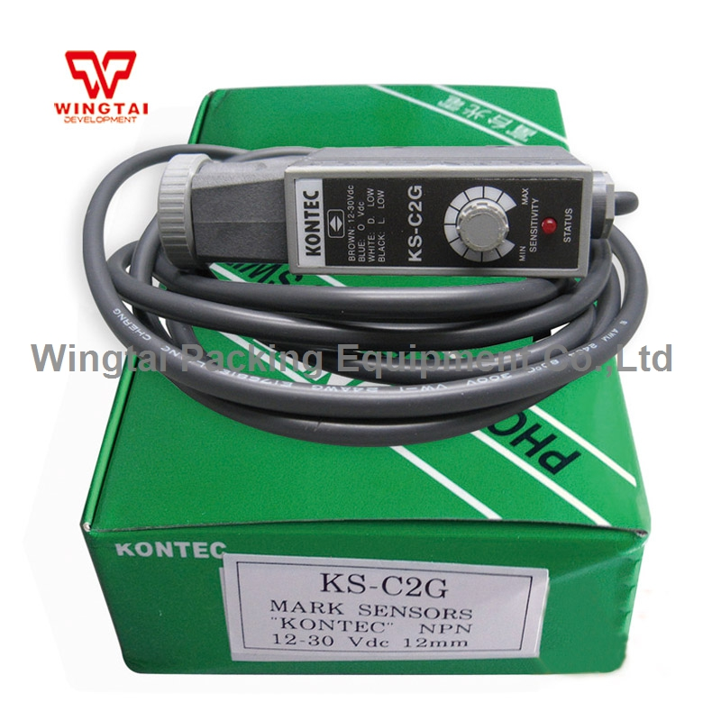 KS-C2G Green light Electronic Polymer Taiwan KONTEC Photoelectric Eye цены