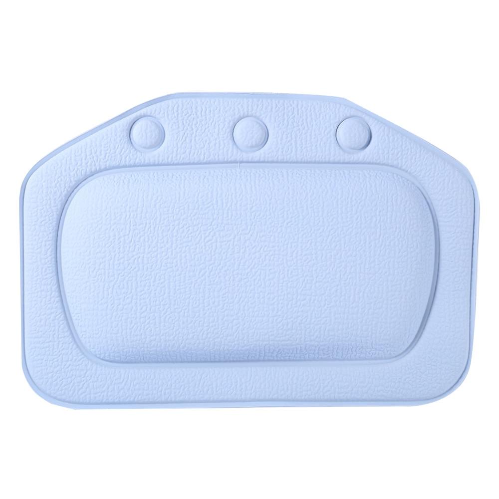 Bathroom Supplies Bathtub Pillow Bath Bathtub Headrest Suction Cup ...