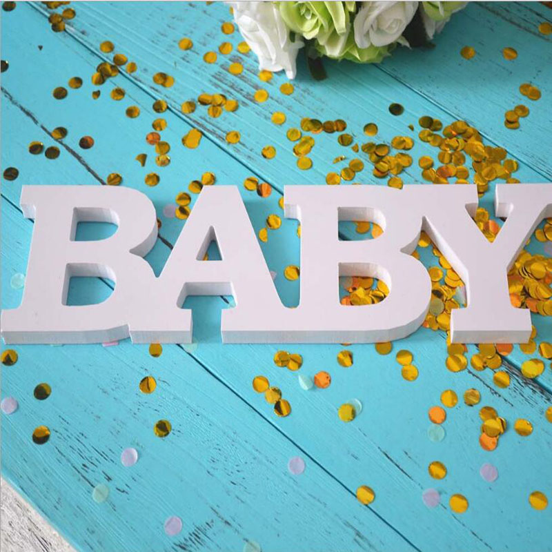 AVEBIEN A Group Birthday Party wedding Decoration Baby Shower Desktop Decoration Studio Photo Props Mr&Mrs Wedding Supplies