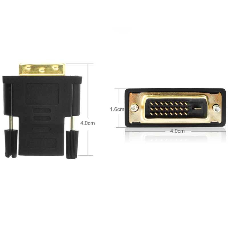 4-JCKEL-1080P-HDMI-to-DVI-24-1-Adapter-Cable-Female-to-Male-Switcher-Video-Converter-for