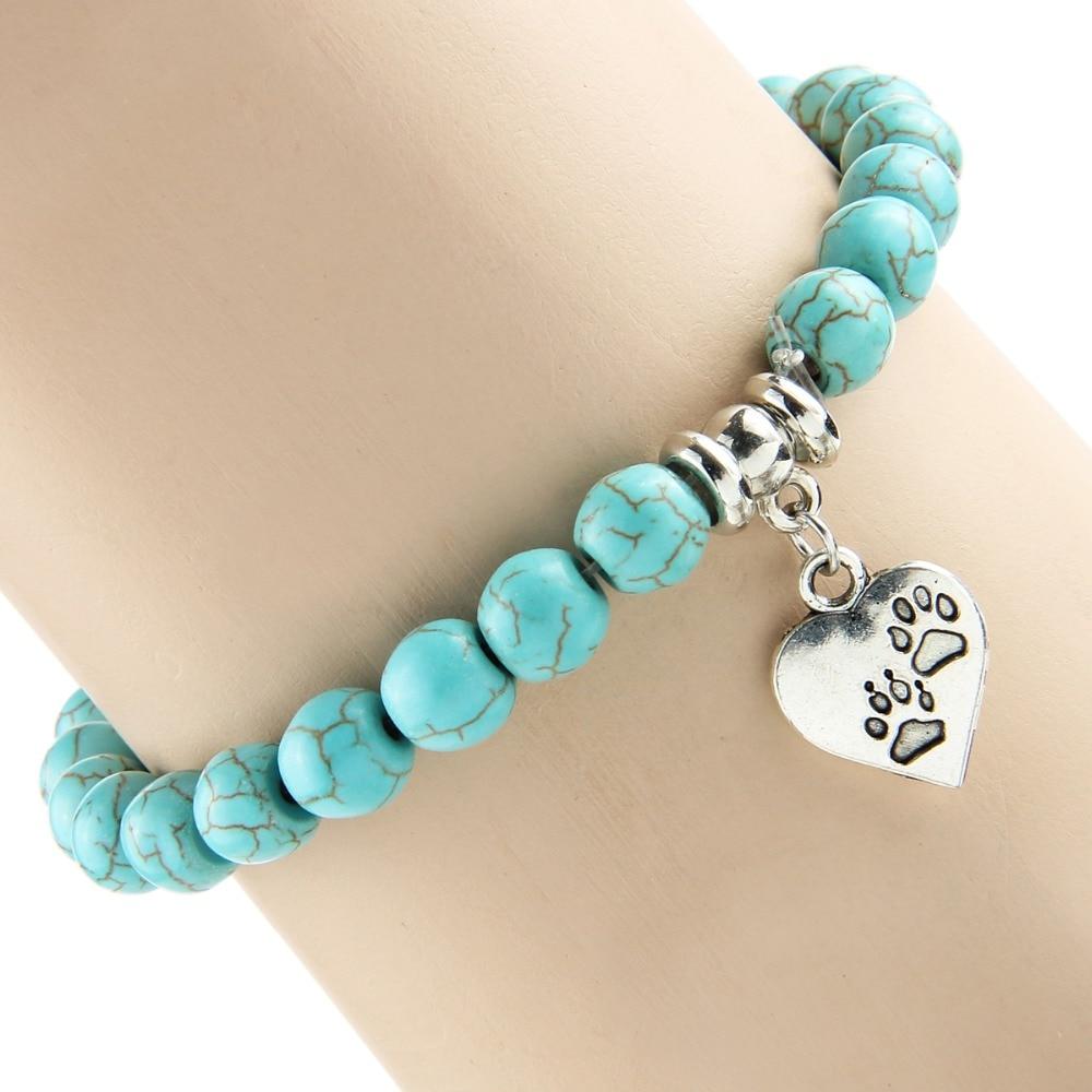 Pet footprint bracelets 2
