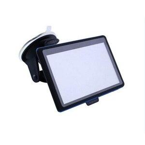 Image 2 - Navegação gps do carro 5 Polegada tela capacitiva carro mp3 player de vídeo usb 8g memória interna transmissor fm 66 canais