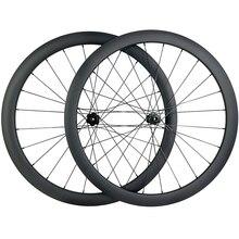 1400g 700c 42mm 비대칭 도로 디스크 탄소 바퀴 튜브리스 tapeless 센터 잠금 wheelset ud 3 k 12 k 능 직물 12x100 15x100 12x142