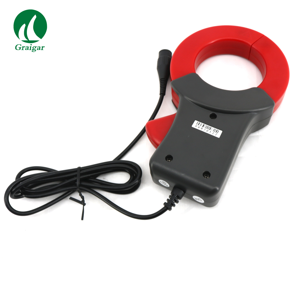 ETCR068 Clamp AC Leakage Current Sensor Measurement of AC current and leakage current