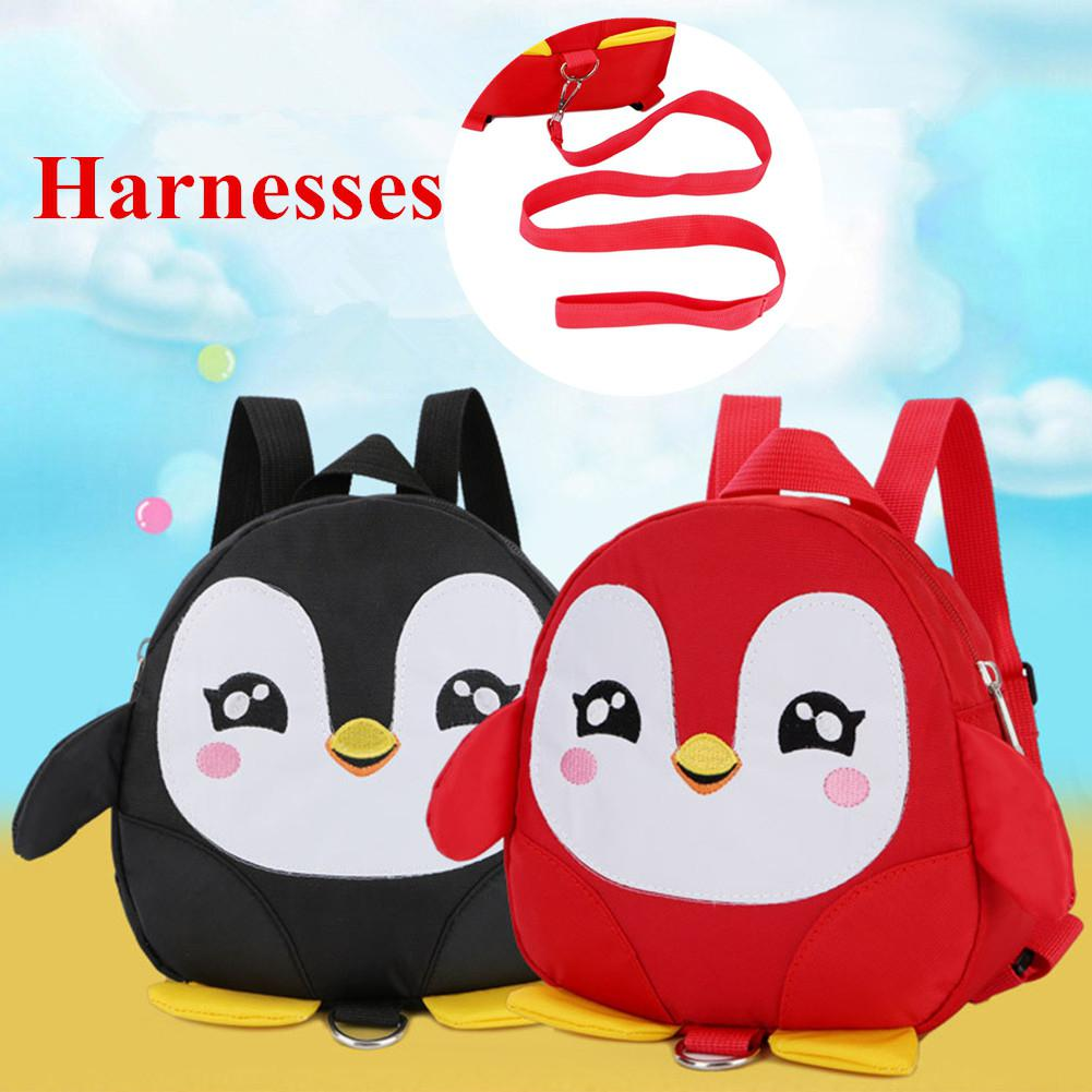 Kidlove Children Cartoon Figure Anti Lost Backpack Safety Harness Leash Strap Bag For Walking Toddler Kids