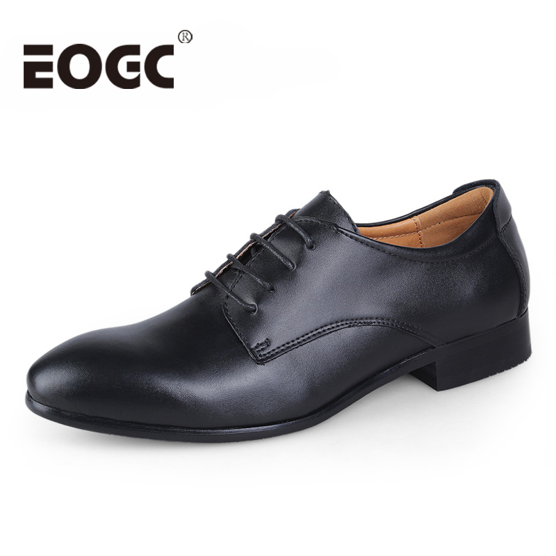 35-49 Oxford shoes for men Fashion Business Dress shoes Autumn style leather casual shoes Men flats zapatos hombre Moccasins klywoo brand new simple style men dress shoes leather breathable lace up oxford shoes for men fashion oxford zapatos hombre
