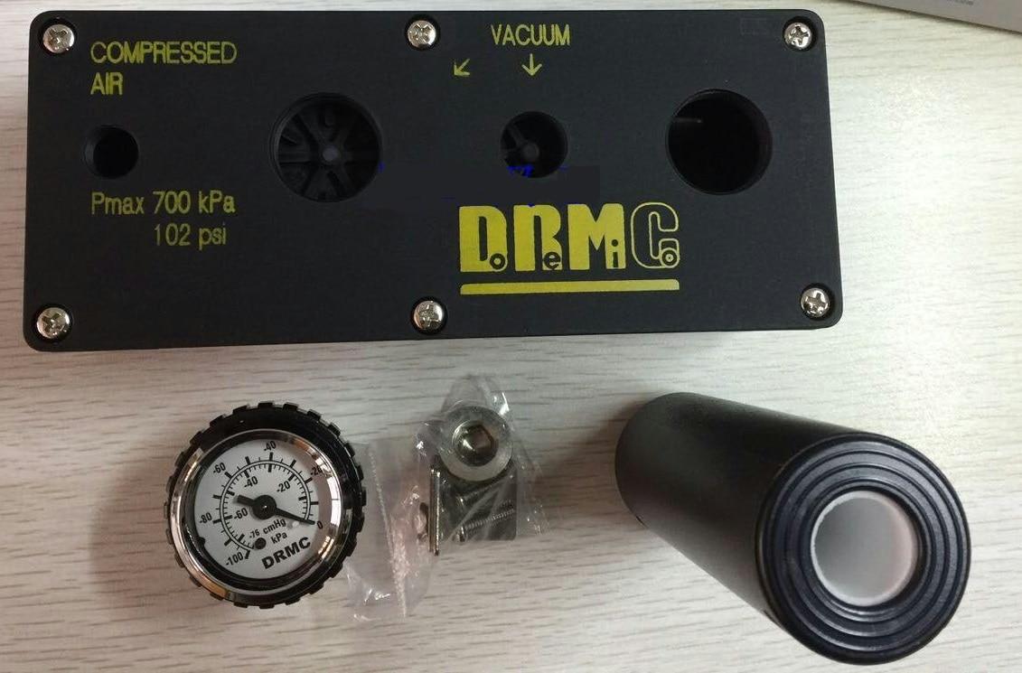 Original genuine Korean DRM vacuum generator MVF90-10-G MVF90-10 scv 10 rc1 8 vacuum ejector smc type vacuum generator
