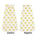 2016 Hot Newborn Baby Sleepsacks 2 Layers Sleeveless Sleeping Bag 100% Cotton Instagram Baby Sleepwear Sacks
