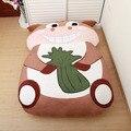 Животных мультфильм лошадь погремушка чучела мягкую гигантский кровать ковровое покрытие татами спальный мешок 2 размеры бесплатная доставка