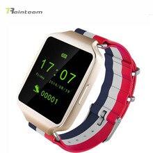 Rainteam L1 Smart Uhr Für IOS Android Design Bluetooth Smartwatch MTK2502 Mit Wettervorhersage Unterstützung SIM TF Karte Für Telefon