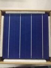 Energía Solar Direct 2020 promoción 20 piezas Célula de polímero Solar de alta eficiencia 4,5 w 6x6 para Panel de bricolaje policristalino, envío gratis