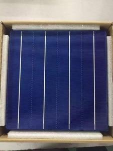 Image 1 - Energia Solar Direkte 2020 Förderung 20 stücke Hohe Effizienz 4,5 w Poly Solarzelle 6x6 für Diy Panel polykristalline, freies Shiping