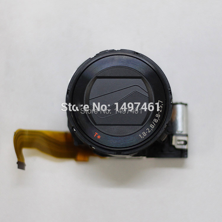 New Optical zoom lens unit without CCD repair parts for Sony DSC-RX100M3 ; RX100III ; RX100-3 RX100M4 RX100IV RX100-4 camera original digital camera repair parts dsc hx50 zoom for sony cyber shot hx50 lens hx60v lens no ccd unit black free shipping