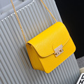 2017 New Summer Limited Sailor Moon Chain Shoulder Bag Ladies Lock PU Leather Handbag Women Messenger Crossbody Small Bag