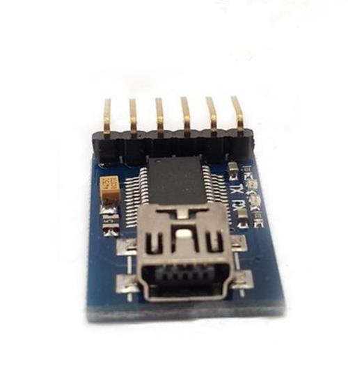 USB to TTL supports the 3.3V 5V dual power FT232RL FTDI MWC debugger