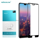 Huawei P20 Tempered Glass Huawei P20 Pro 3D Glass Nillkin CP+Max Full Cover Screen Protector Film