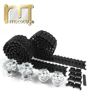 Mato Metal Upgraded Tracks Sprockets Idler wheels set for Heng Long 3899/99A-1 1/16 1:16 RC Chinese ZTZ 99 Tank