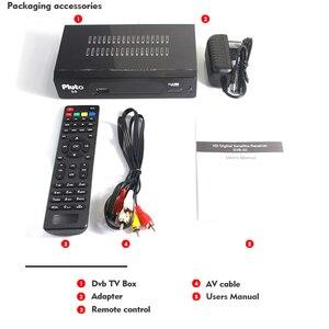 Image 5 - S2 Pluto S9 HD récepteur Satellite numérique DVB S2 récepteur Tuner TV MPEG/4 H.264 prise en charge Youtube Bisskey USB WiFi