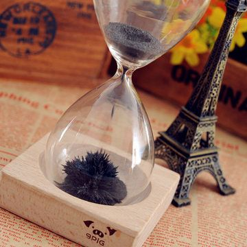 Magnetic Hourglass Diy Romantic Birthday Gift Ideas To Send His Girlfriend Boyfriend Girls Especially
