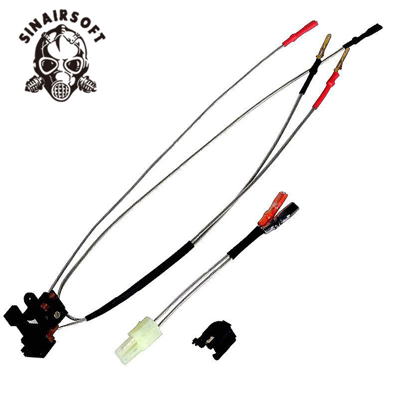 SINAIRSOFT ELEMENT PW 0203 LARGE CAPACITY SWITCH ASSEMBLY Suitable For Ver.2 Gearbox Front Wiring Airsoft AEG