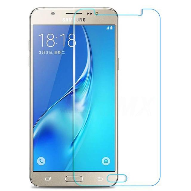 0,22 мм закаленное Стекло на для samsung Galaxy J3 J5 J7 2016 A3 A5 A7 2017 2015 2016 Экран протектор стекло 9h защитная пленка