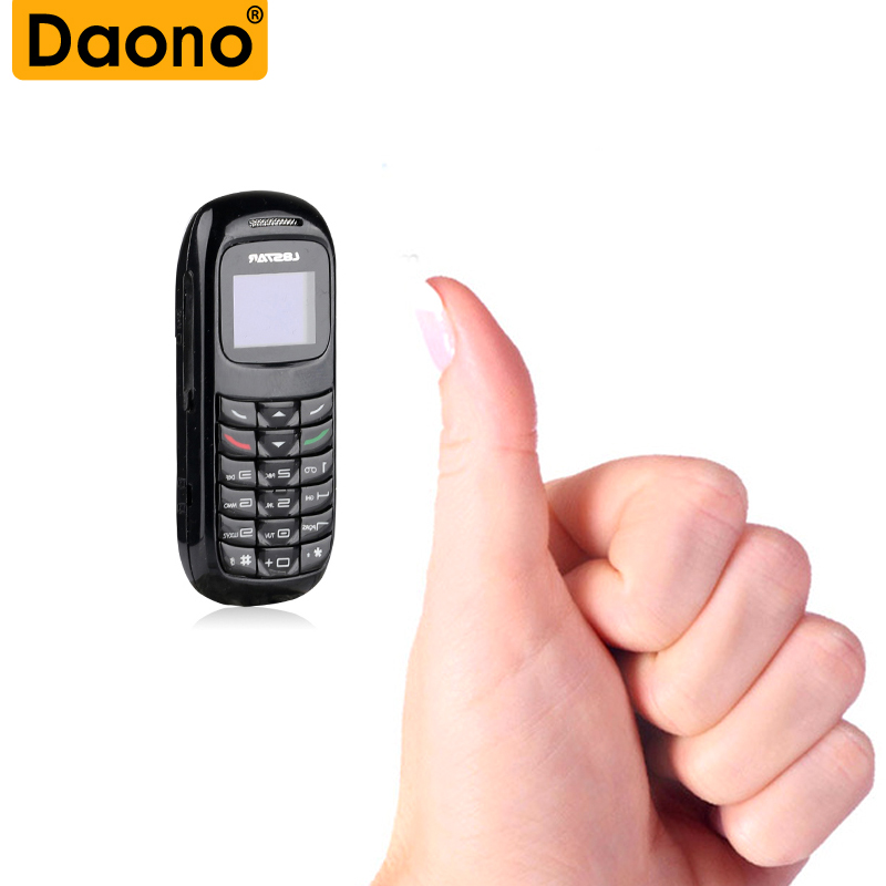 Daono Wireless bluetooth headset dialer BM50 Stereo Mini Headphone Support Sim Card and Dialer Simple Pocket Cellphone PK BM70