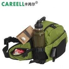 2015 hot sale CAREELL  C1314 outdoor photoshot waist pack waterproof slr camera bag ride