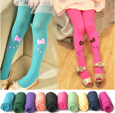 Girls Princess Pantyhose Ballet Party Dancing Toddler Socks Tights Stocking