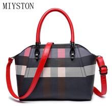 Luxury 2019 Women Bag Genuine Leather Handbags Fashion Stripe Shoulder Bag Female Tote Messenger Crossbody Bags Bolsa Feminina цена