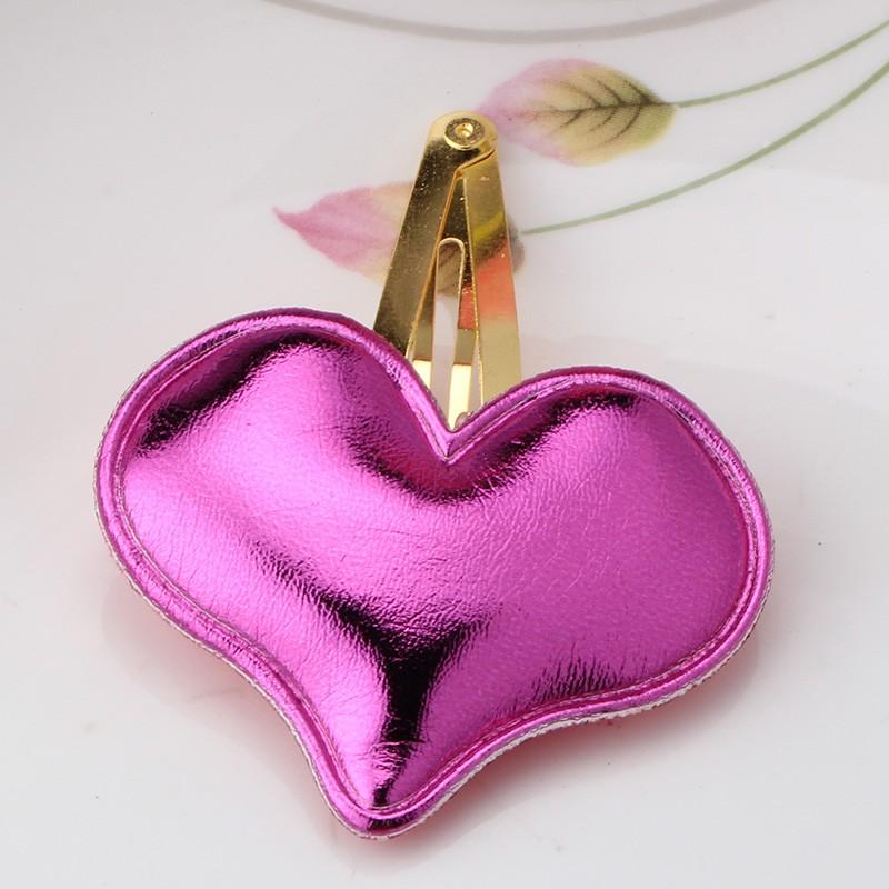 HTB1IeYyJFXXXXX7XVXXq6xXFXXX7 Sparkling Glitter Sequins Heart Butterfly Stars Girl Hair Clip - 3 Styles