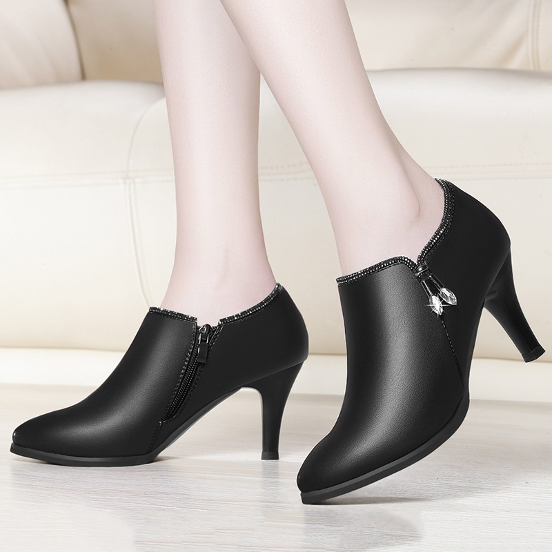 Dropshipping Women Pumps Thin High Heels Shoes Pointed Toe Spring Summer Fashion Size 35-40 YG-B0206