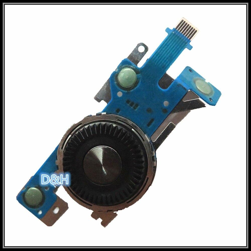 95% nueva función Junta Flex cable Flex para Sony NEX-5 NEX5 NEX-3 NEX3 teclado clave cámara digital reparación