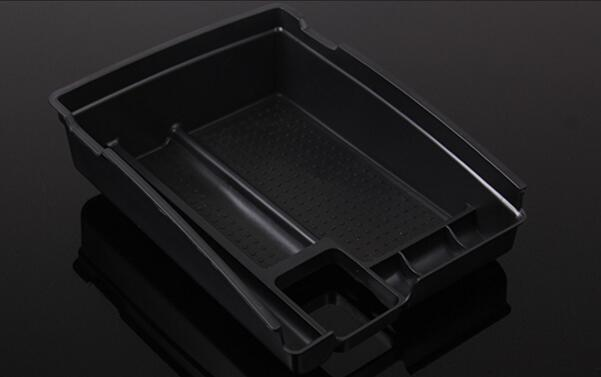 2019 Moda Per Nissan X-trail T32/rogue 2014 2015 2016 Nuovo Stile Di Plastica Pallet Di Stoccaggio Centrale Bracciolo Box Contenitore Un Set