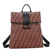a2ab4150edd3 Дизайнерские сумки известного бренда женские сумки 2018 Высокое качество F  буквы женский кошелек и сумка повседневные