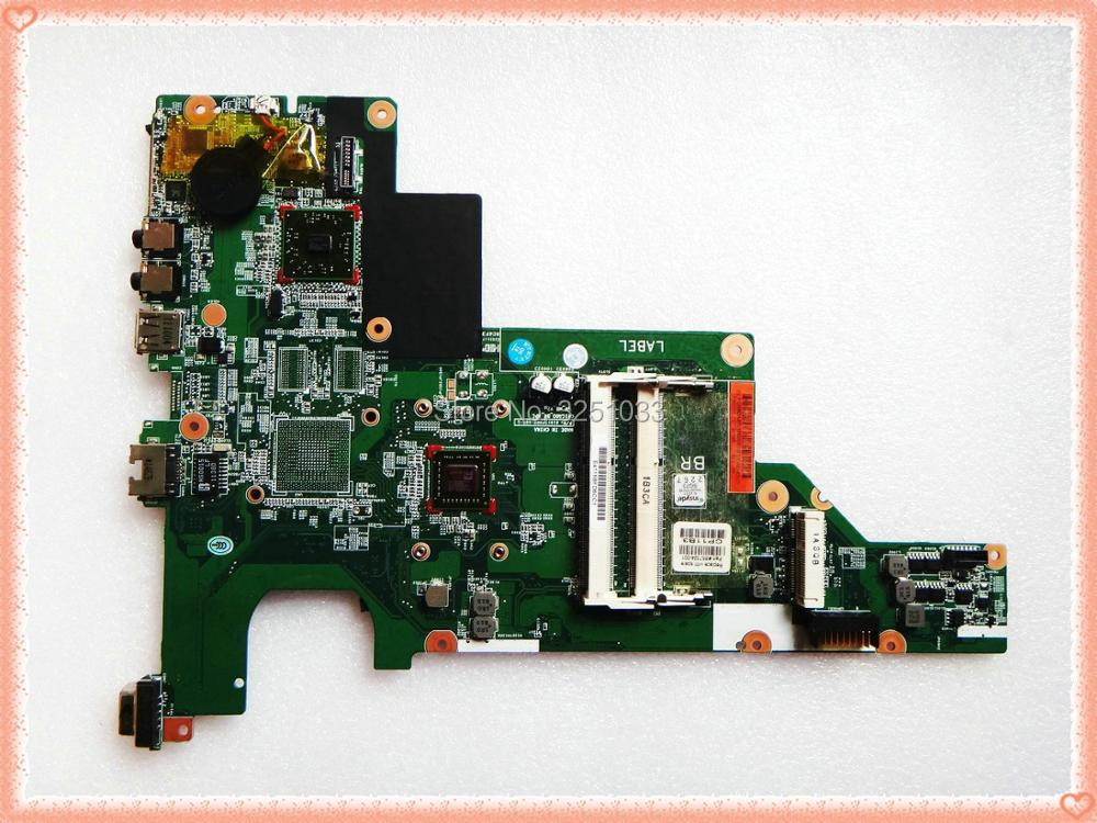 657324-001 for FOR hp COMPAQ CQ57 CQ43 NOTEBOOK 2000Z-300 NOTEBOOK for HP CQ43 motherboard <font><b>E300</b></font> 100% Tested image