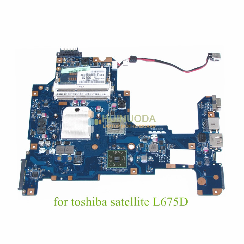 NOKOTION K000103980 NALAE LA-6053P for toshiba satellite L675D laptop motherboard Main system boardHD3200 DDR3 free cpu nokotion for toshiba satellite l840 l845 laptop motherboard main board ddr3 daby3cmb8e0 a000174140 hd7670m 1gb
