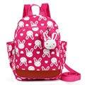 Милые рюкзаки для детей от потери  мультяшный рюкзак для детей  школьные сумки  сумка для девочек 1-6 лет