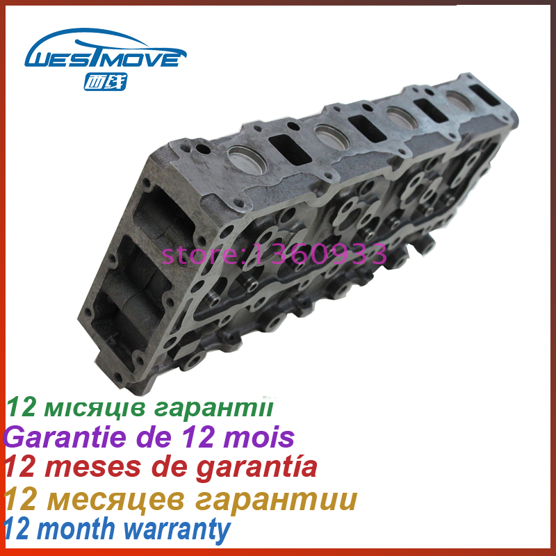 cylinder head for Kia Ceres Besta Bongo 2184CC 2.2 D SOHC 8V 92 97 ENGINE : S2 HW OK756 10 100 OK625 10 100 OK75610100